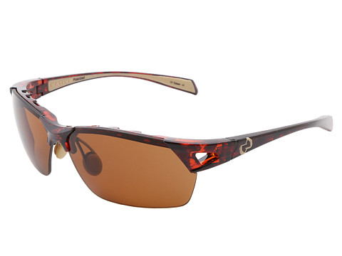 Native Eyewear Eastrim - Maple Tort/Brown Lens
