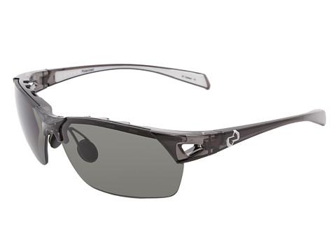 Native Eyewear Eastrim - Smoke/White/Gray Lens