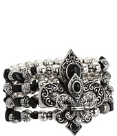 Nocona - Fleur Beaded Stretch Bracelet