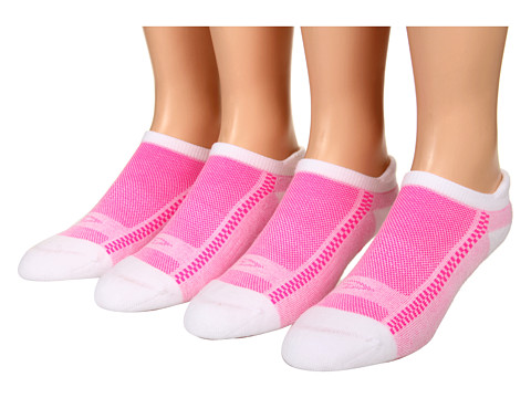 DeFeet Cloud 9 Tabby -4 Pair Pack Pink