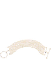 LAUREN Ralph Lauren - 5 Row Chain Stud With Pyramids Bracelet