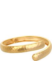 LAUREN Ralph Lauren - Hammered Metal Hinge Bangle Bracelet