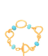 LAUREN Ralph Lauren - Metal Links Multi Beads Bracelet