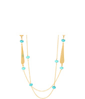 LAUREN Ralph Lauren - 2 Row Multi Bead Illusion Necklace