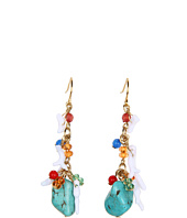 LAUREN Ralph Lauren - Fw Multi BD LNR Clust Earrings
