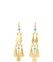 LAUREN Ralph Lauren - Large Teardrop Multi Beads Earrings