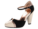 Seychelles - Just An Illusion (Black/Rose Gold) - Footwear
