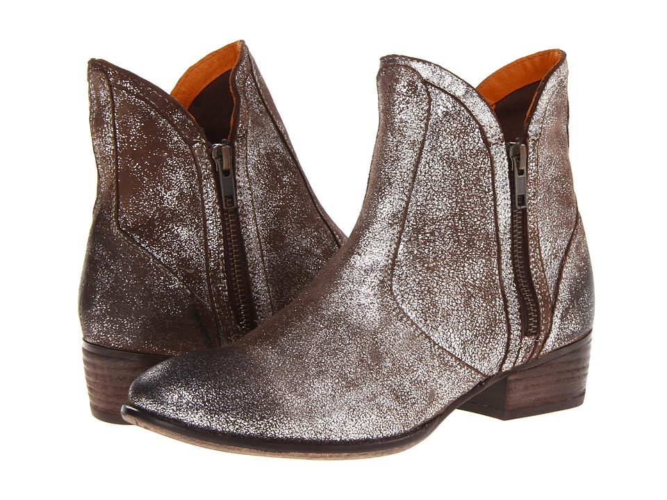 Seychelles Lucky Penny (Pewter Suede) Women