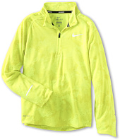 Nike Kids - Element Jacquard 1/2 Zip L/S Top (Little Kids/Big Kids)