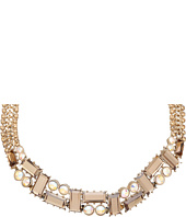Betsey Johnson - Iconic Summer Gem Rhinestone Collar Necklace