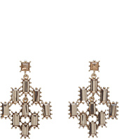 Betsey Johnson - Iconic Summer Gem Chandelier Earrings
