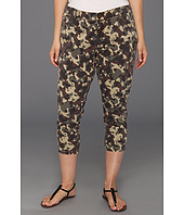 KUT from the Kloth - Plus Size Camo Print Crop