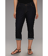 KUT from the Kloth - Plus Size Bardot Skinny Roll Jean in Transform