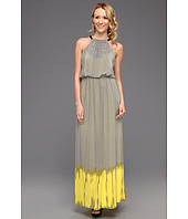 Vince Camuto - Halter Maxi Dress w/ Back Neck Tie