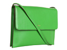 LAUREN Ralph Lauren by Dorian Vachetta-Crossbody Clutch