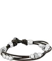 Fossil - Multistrand Beaded Wrist Wrap Bracelet