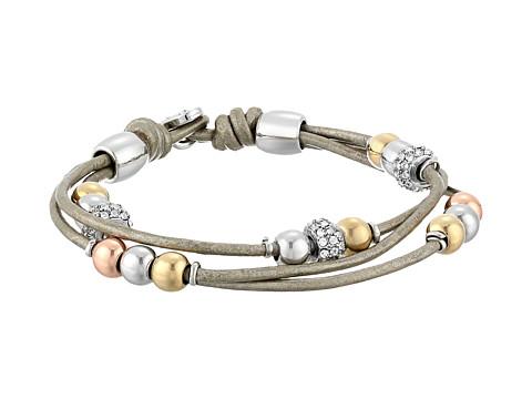 Fossil Multistrand Beaded Wrist Wrap Bracelet