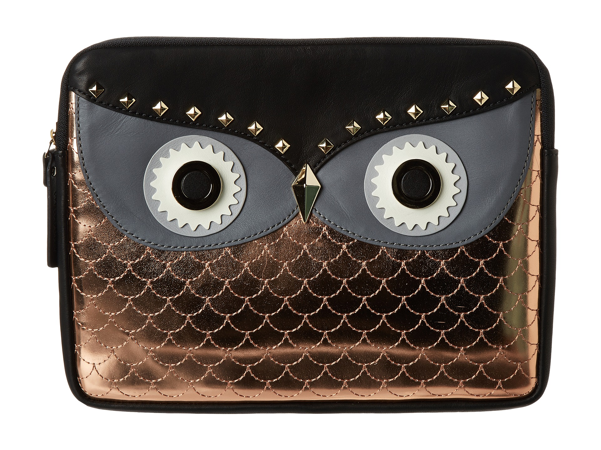 Kate Spade New York - Wise Owl Tablet Sleeve (Multi) - Electronics