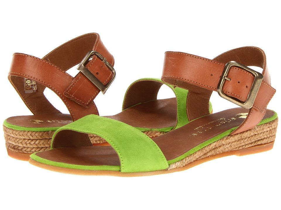 Eric Michael Amanda Green Womens Sandals