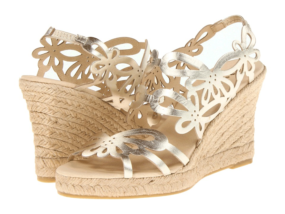 Eric Michael Jillian (Gold) Wedges