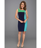 Vince Camuto - Colorblock Sheath Dress