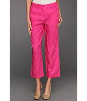 Jones New York - Crop Pant w/ Elastic at Waist