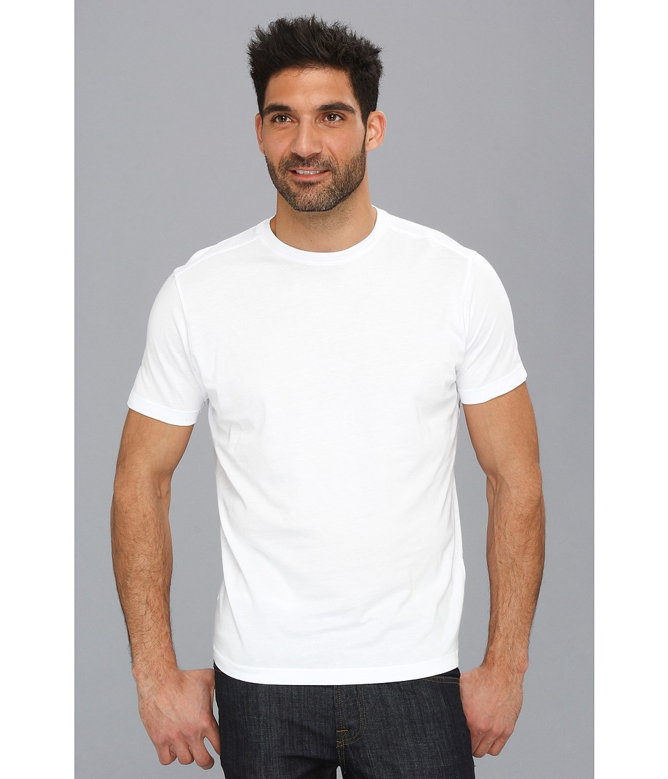 Agave Denim 100 Supima Cotton Agave Tee White Mens T Shirt