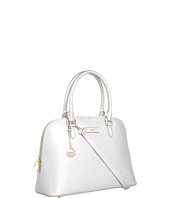 DKNY - Saffiano Leather Round Satchel