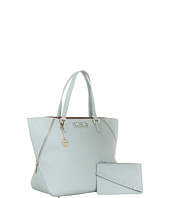 DKNY - Saffiano Leather Large Zip Tote