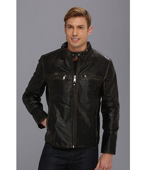 Marc New York by Andrew Marc Men's Ryder Leather Jacket