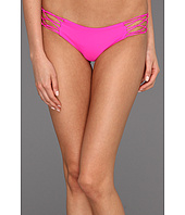 MIKOH SWIMWEAR - Rockies Crochet Side Bikini Bottom