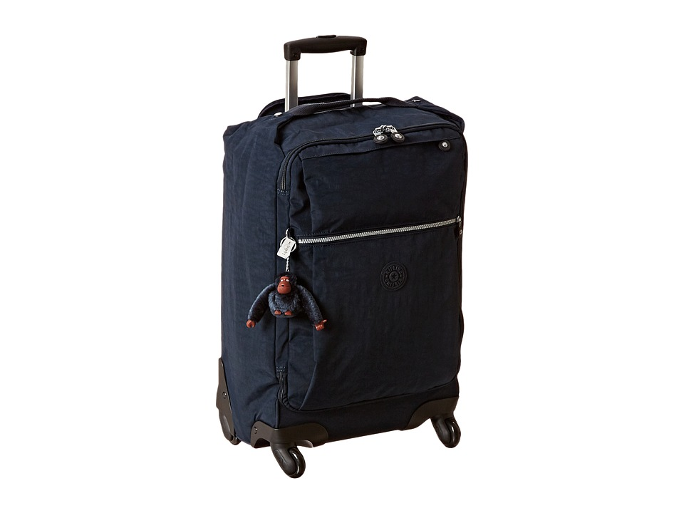 Kipling - Darcey Small Wheeled Luggage (True Blue) Luggage