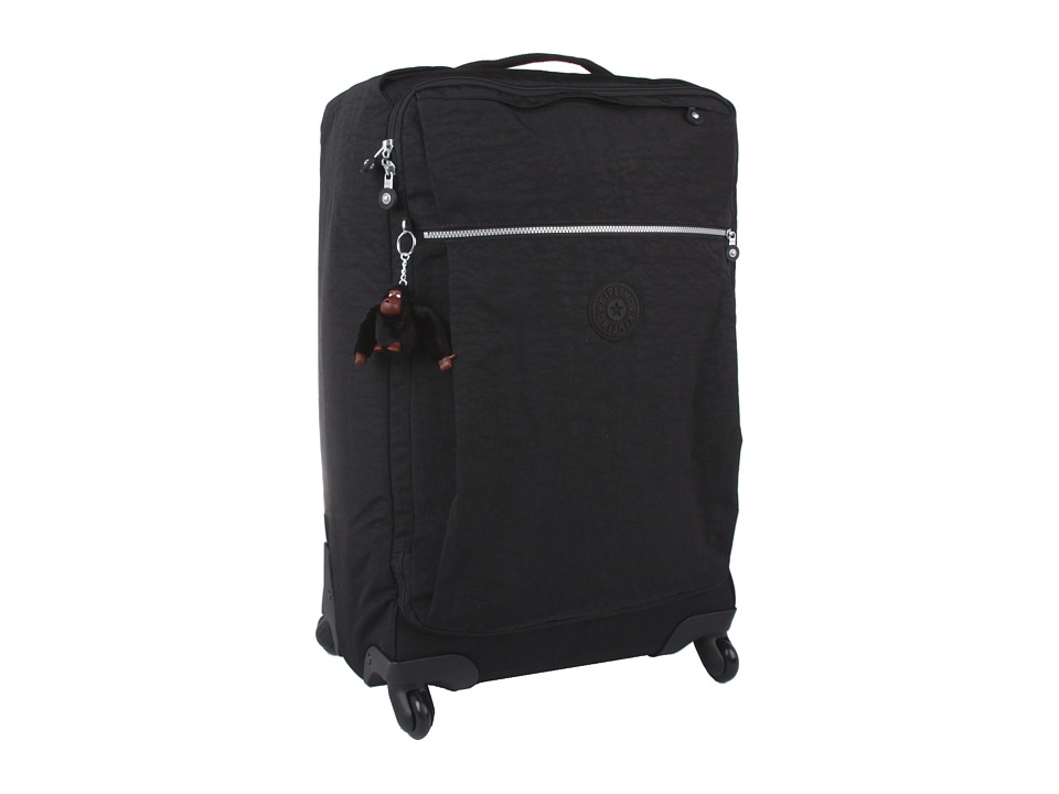 Kipling - Darcey Medium Wheeled Luggage (Black) Luggage