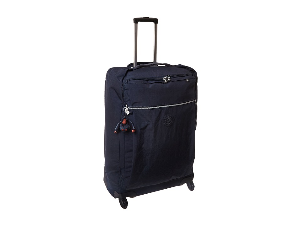 Kipling Darcey Large Wheeled Luggage True Blue Luggage