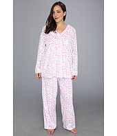 Carole Hochman - Plus Size Sweet Trio 3-Piece Pajama Set