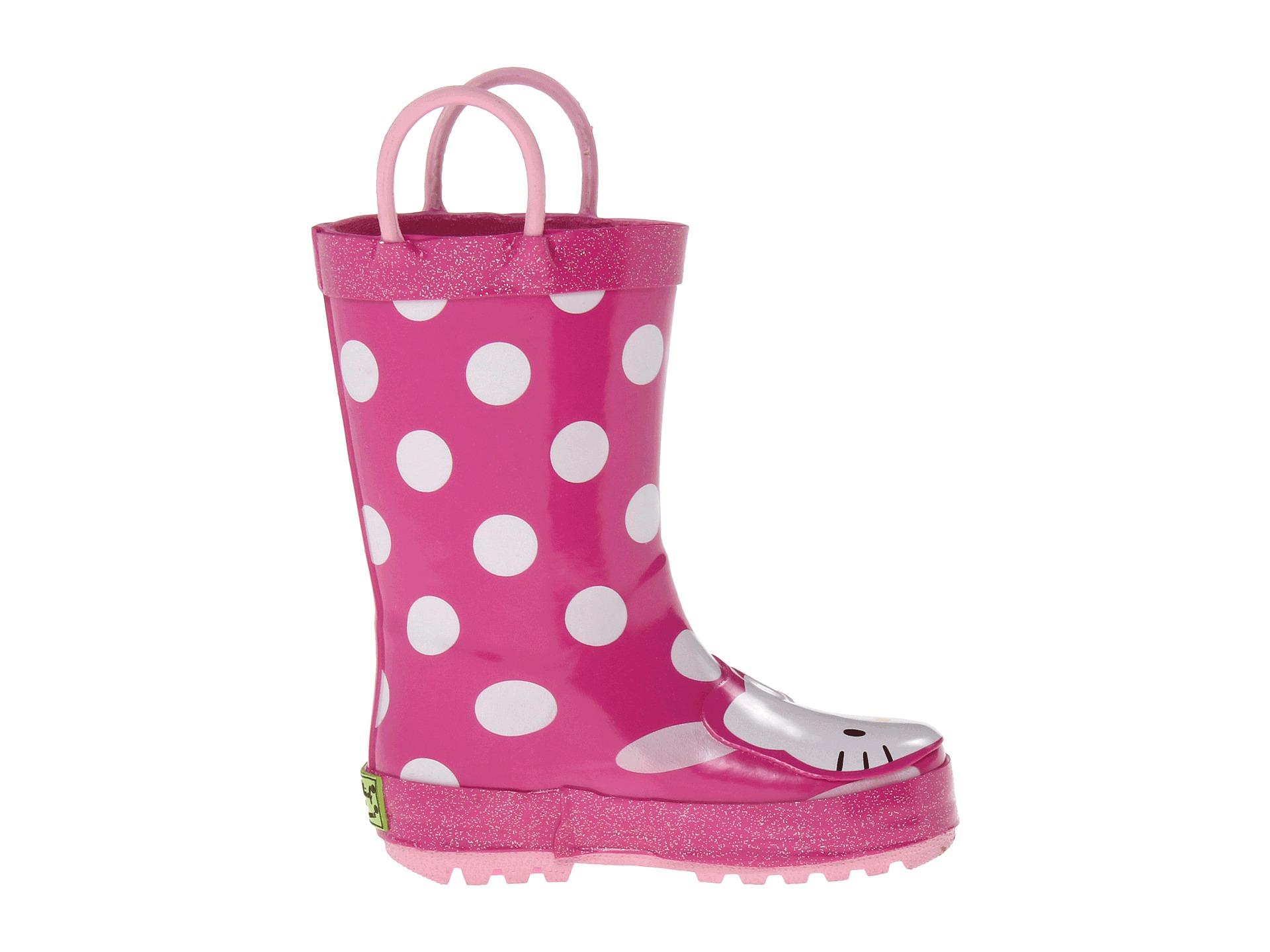 Innovative Chooka Hello Kitty Retrospective Waterproof Rain Boot  DSW