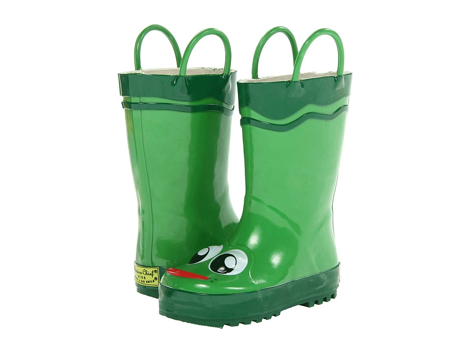 Western Chief Kids - Frog Rainboot