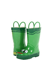 Western Chief Kids - Frog Rainboot (Toddler/Little Kid/Big Kid)