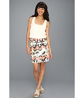 Jessica Simpson - Racerback Tank Dress w/ Embellished Skirt