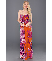 Jessica Simpson - Sweetheart Drape Maxi Dress