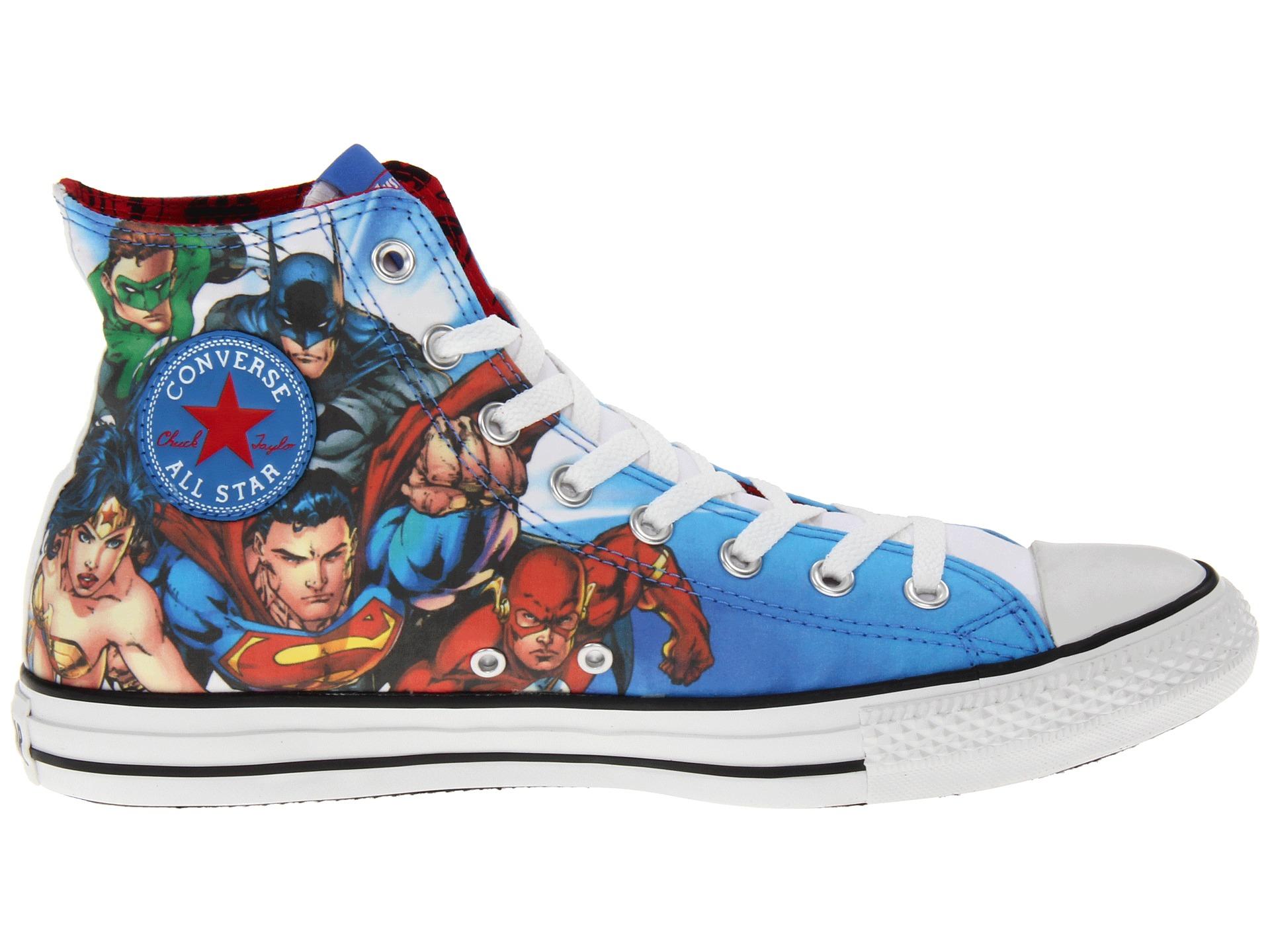 converse justice league