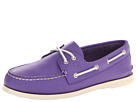 Sperry Top-Sider - A/O 2 Eye (Purple) - Footwear