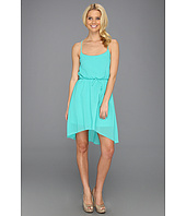 Brigitte Bailey - Carrington Chiffon Hi-Low Dress