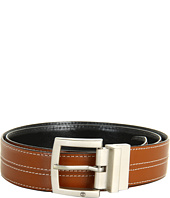Timberland - 35MM Stitch Detail Reversible Belt