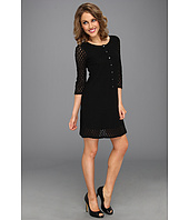 Brigitte Bailey - Cassia 3/4 Sleeve Lace Dress