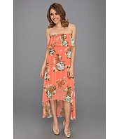Brigitte Bailey - Chana Strapless Dress W/Belt