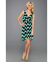Brigitte Bailey - Celina Chevron Dress