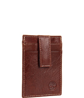 Timberland - Fine Break Leather Tab Front Pocket Wallet