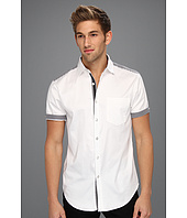 Marc Ecko Cut & Sew - Slim Fit Mixed Fabric Shirt