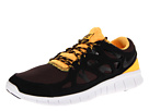 Nike - Free Run+ 2 (Black/Laser Orange/Madeira/Black)